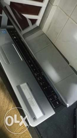 Acer laptop core i5 used 1 month