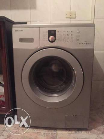 washing machine samsung 7KG