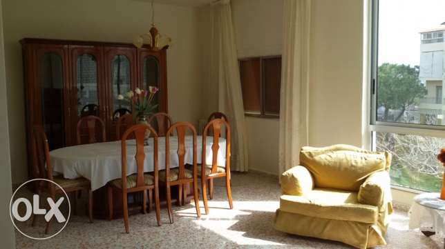 furnished appartment in Beit Mery