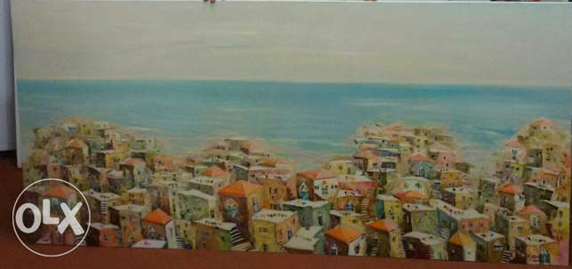 Original Painting by hassan jouny .