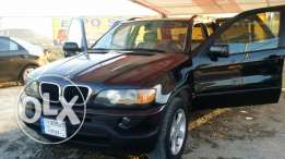 Bmw x5 for sale nodel 2002 aswad alb bej