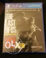 The last of us (NEW sealed) - PS4 Game