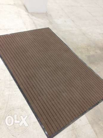 carpet rubber back anti slip موكيت كوشوك من ورا