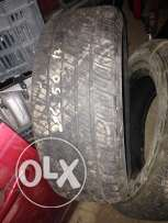 205/50 R 17 USED 3 tires in good conditions
