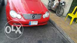 Mercedes-Benz verry clean carr