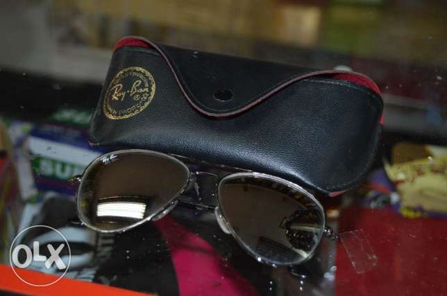 3 used Rayban Sunglasses for Women