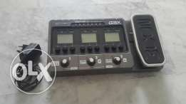 Guitar Pedal Zoom G3X