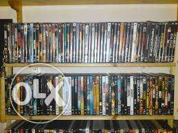 over 600 700 dvd collection sell or trade