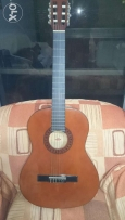 Original German handmade classical guitar Stagg with bag