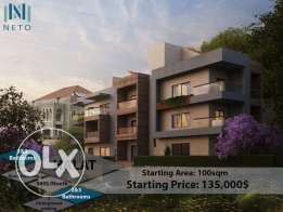 Apartment in Halat jbeil for sale