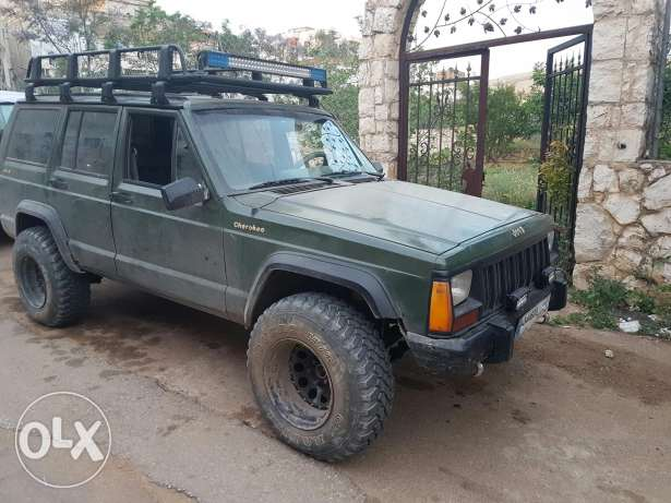 Jeep cheerokee for sale