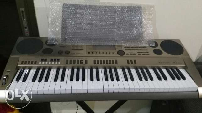 Casio At_3 in very good condition used for one month