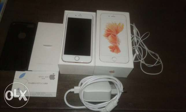 IPhone 6s with warranty from class