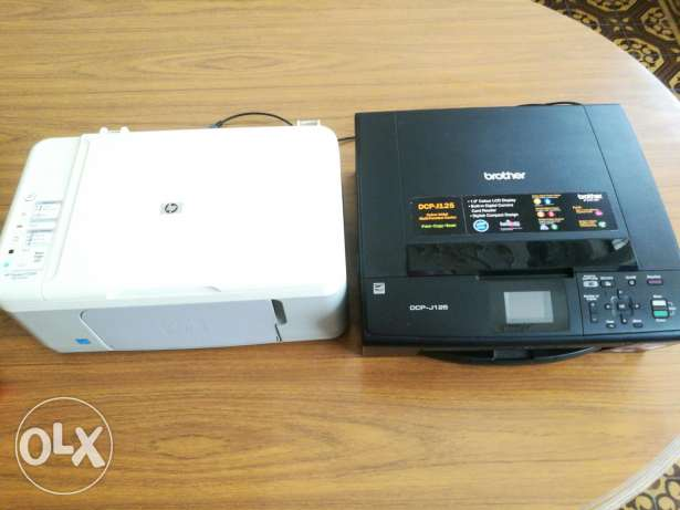 Printer Hp and Brother for sale