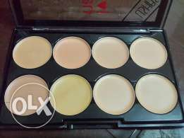 Contouring naked