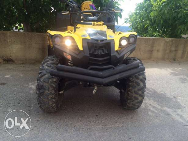 ATV 800 C.C model 2011 for sale
