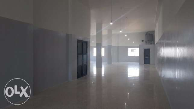 showroom prime location for rent