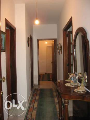 Fully furnished and equiped apartment (150 sqm) in Jdeideh