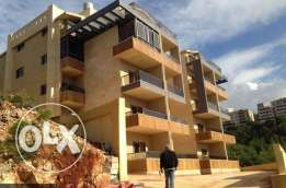 An apartment for sale in Bashmoun el Maderis