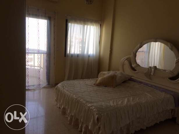 furnished or unfurnished luxury apartment for rent in Dawhat al Hoss
