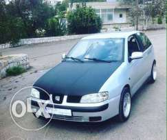 seat ibiza 2001 full option