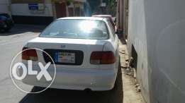 Honda civic 1998 Full option