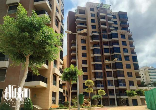 Flat for Rent in Victoria Residence Project - Khaldeh Block G 3rd Floo