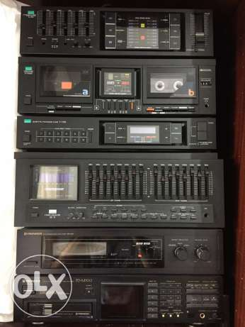 Audio System 1981 PD M700-Pioneer