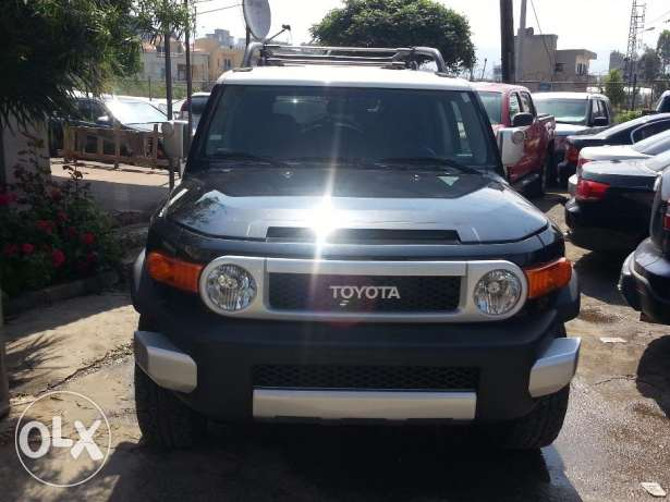 Jbeil Fj cruiser black & black 08 full options 4 / 4 OF rood brand new