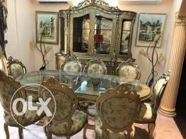 Dining Room Set - Barely Used - Salon