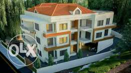 Luxurious apartment in JIYE, exceptional payment facilities