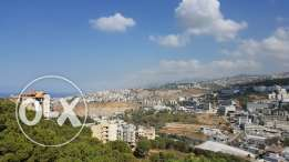 Good location Brand New apartment in Fanar Metn with amazing sea view