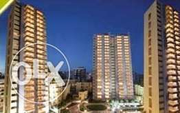 Furnished 1 bedroom apartment Saint George Towers Achrafieh Down-town