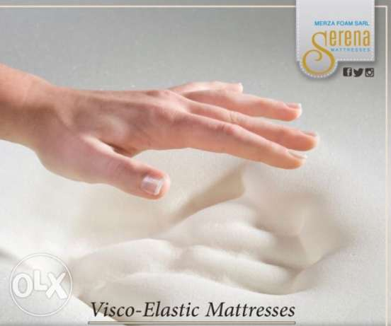 Serena - Memory-Foam Mattress (Free Delivery)