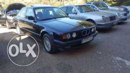 Bmw 525 mod 92 original car one owner