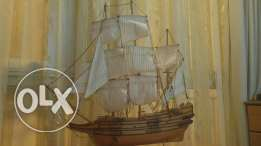 Bamboo ship for sale