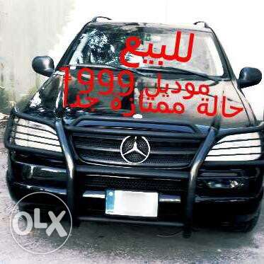 jeep ML320 in great condition كسروان -  1
