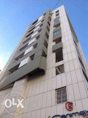 Luxurious spacious furnished office Acharieh with parking