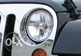 wrangler head lights odewye original