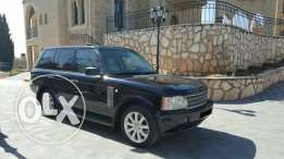 Vogue range rover