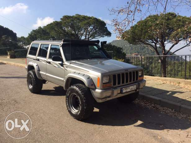 jeep cherokee classic 2001 special