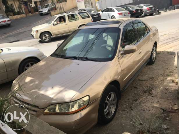 Honda Accord 2002 EX