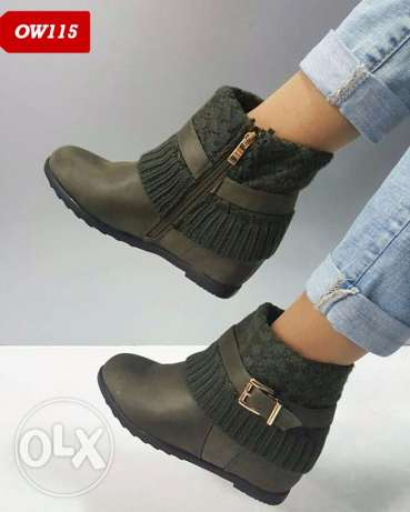 Shoes different colours and sizes أشرفية -  3