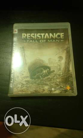 CD ps3 le3be fa5ame (reslstance)