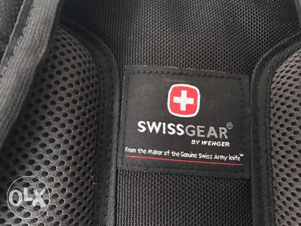 camping bag swiss army