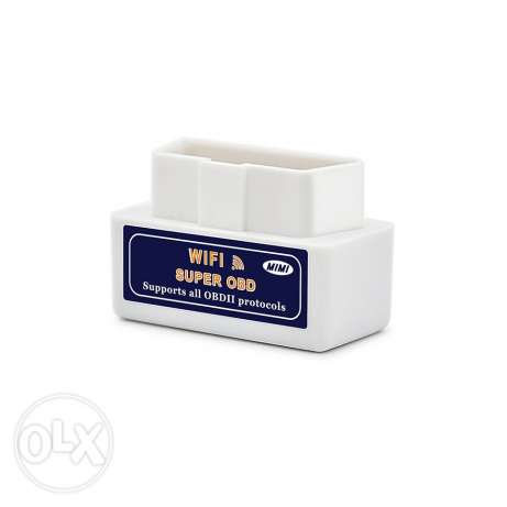 OBD II super wifi البترون -  3