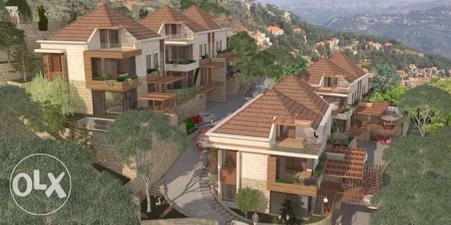 Villas for sale in Dhour Choueir
