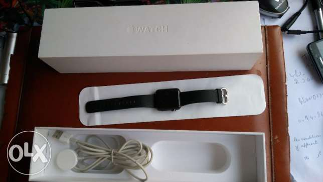 Apple Watch 38mm Sport like new