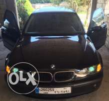 Bmw 325i 2004 / Sport Package/ black on black