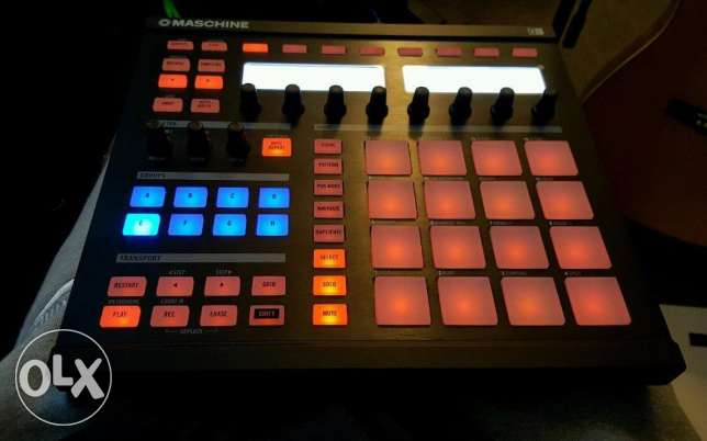 Native instruments - Maschine MK1